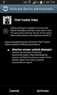 Thief Tracker - Video- screenshot thumbnail