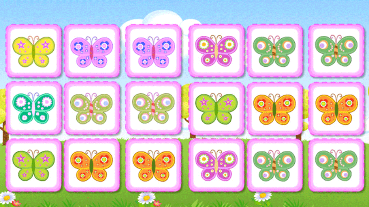 Twin Butterfly - screenshot