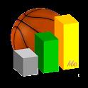 BasketStats Me icon