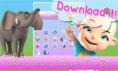 Talking Babsy Baby: Zoo Deluxe v1.4