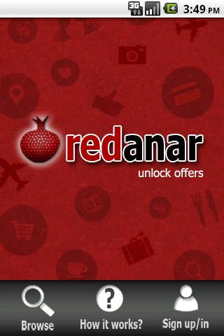 redanar - screenshot