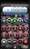 Screenshot of TooEz Calculator Free