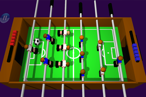Table Football, Soccer 3D  screenshots 15