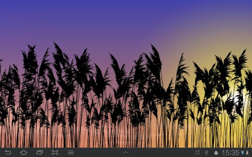 Reeds Free Live Wallpaper- screenshot thumbnail