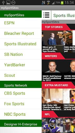 社交必備APP下載 my Sport Sites 好玩app不花錢 綠色工廠好玩App