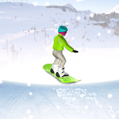 Snowboarder LiveWallpaper__