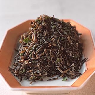 Herbed Wild Rice.