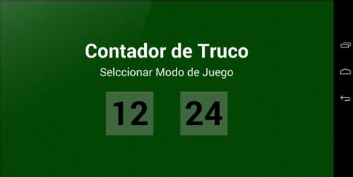 Contador de Truco