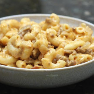 Bacon Cheeseburger Macaroni