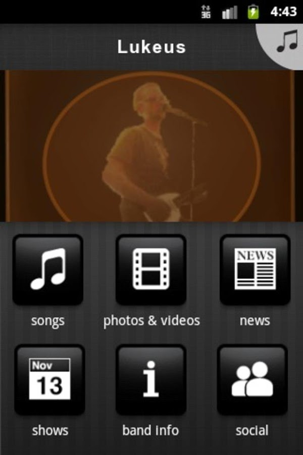 Lukeus - screenshot