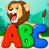 ABCD for Kids - Cartoon Pack
