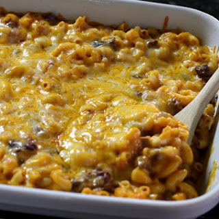 Quick and Easy Chili Mac