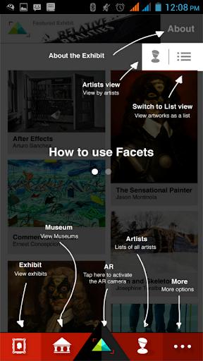 【免費生活App】FACETS-APP點子