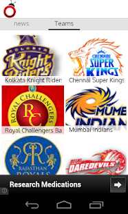 IPL News - screenshot thumbnail