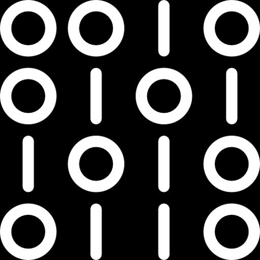 二进制代码转换器 LOGO-APP點子