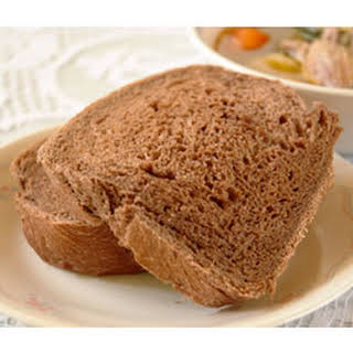 Pumpernickel Rye Bread.