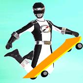 Skater Rangers jump game