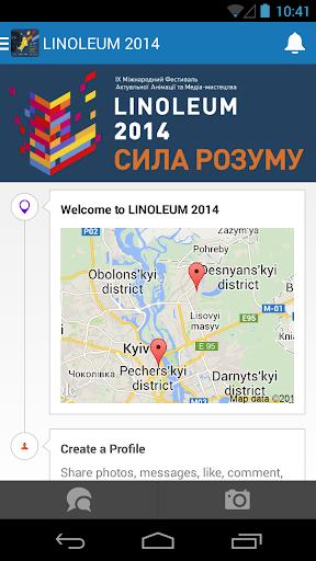 LINOLEUM 2014