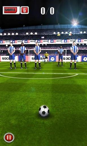 Soccer Kicks (Football) screenshot for Android
