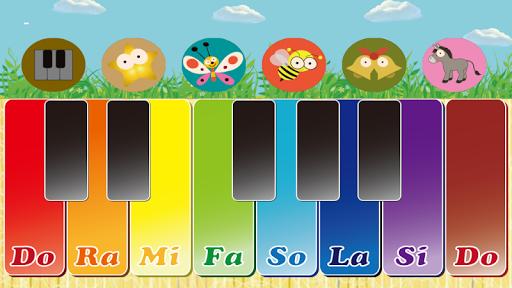 快乐儿歌钢琴