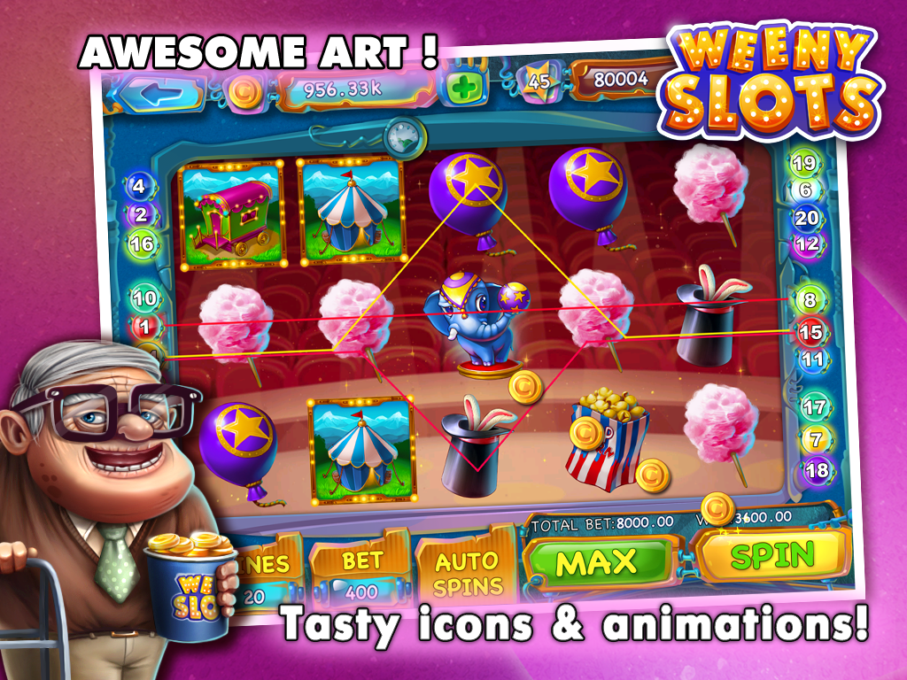 Weeny Slots- screenshot