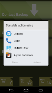 Contacts Manager - screenshot thumbnail