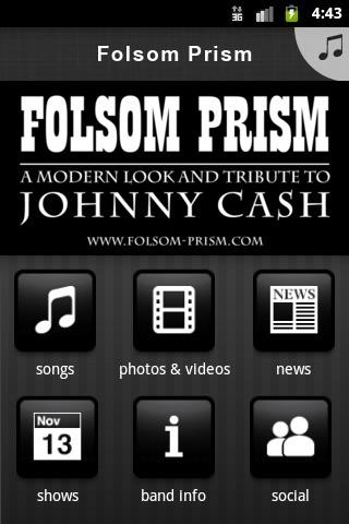 Folsom Prism - screenshot