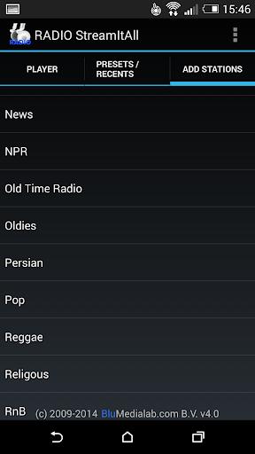 【免費媒體與影片App】RADIO-APP點子