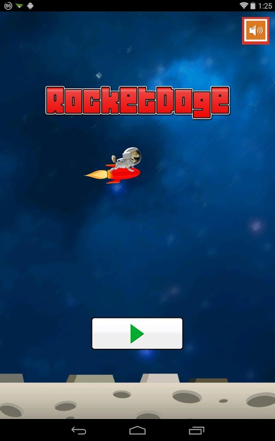 Rocket Doge- screenshot
