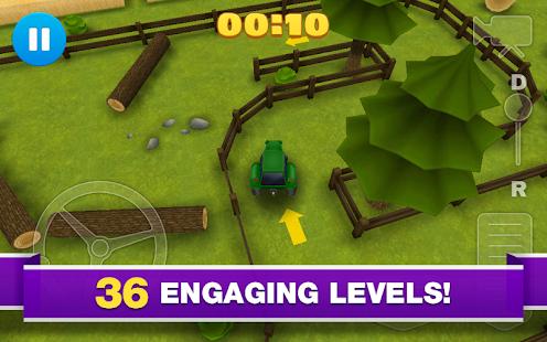 Tractor Farm Parking - screenshot thumbnail