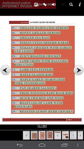 45 Favorite Gluten Free Meals