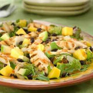 Spicy Southwest Chicken Salad.