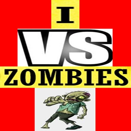 I vs Zombies LOGO-APP點子