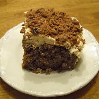 Skor Bar Cake.