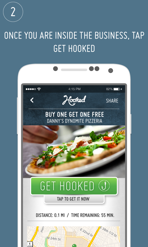 Hooked Deals- screenshot