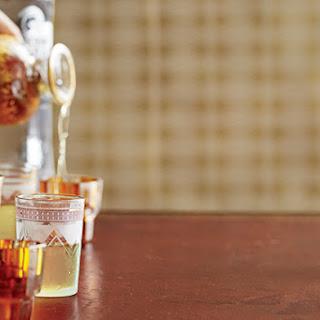 Charred Rosemary–Infused Vodka