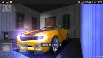 Screenshot of Top Machine Battle