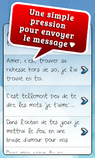 Messages d'Amour et Citations- screenshot thumbnail