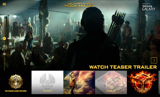 The Hunger Games Movie Pack Screenshot 6
