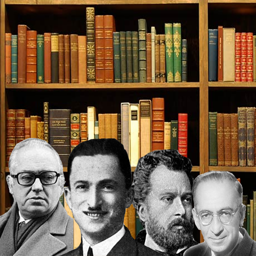 Edebi Roman Özetleri LOGO-APP點子
