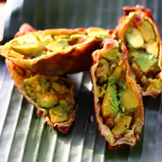 Contessa Avocado Egg Rolls