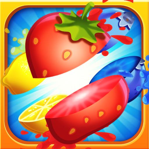 水果大赛 - Fruit Rivals 休閒 App LOGO-硬是要APP