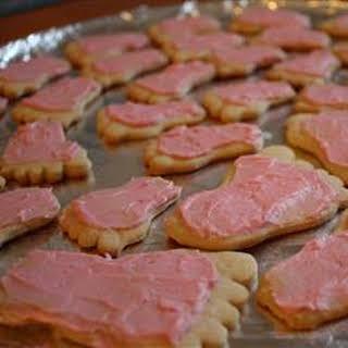 Betty's Sugar Cookies.
