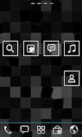 Screenshot of ICS Search Box for GO Widget