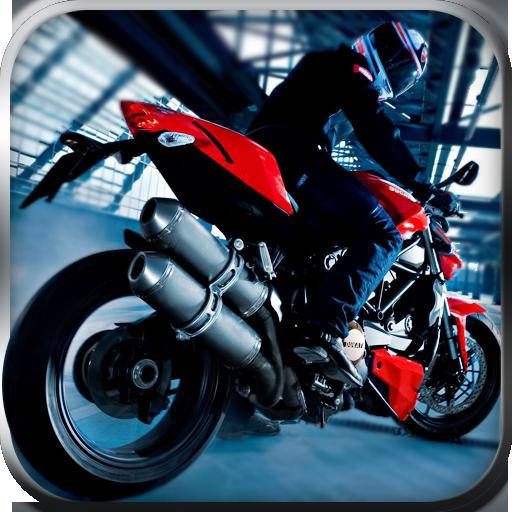 ターボトラフィックレーサー:モーターバイク 賽車遊戲 App LOGO-APP試玩
