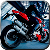 Turbo traffic Racer:Motor Bike