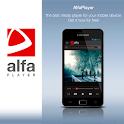 Alfa Player icon