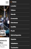 Screenshot of Metro Puerto Rico