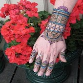 Adorable Mehandi Designs
