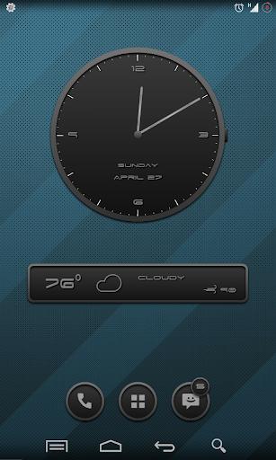 Space Age - Zooper Widget Pro